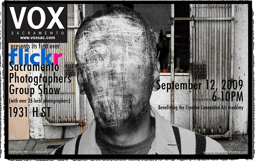 September Show at Vox Sacramento